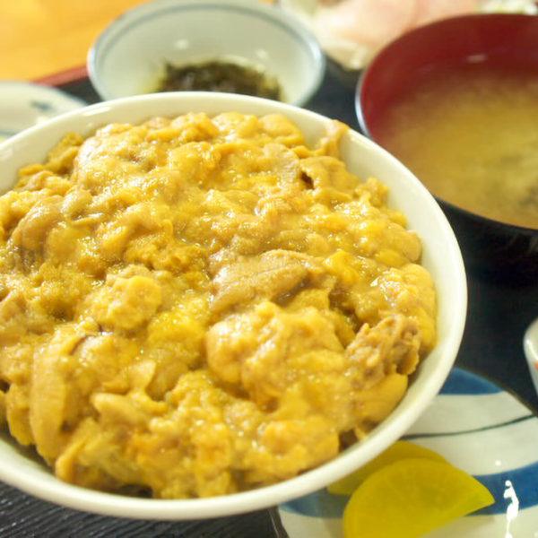 【ぬいどう食堂/青森県佐井村】何はなくても、このうに丼と歌舞伎丼を食べて欲しい!!