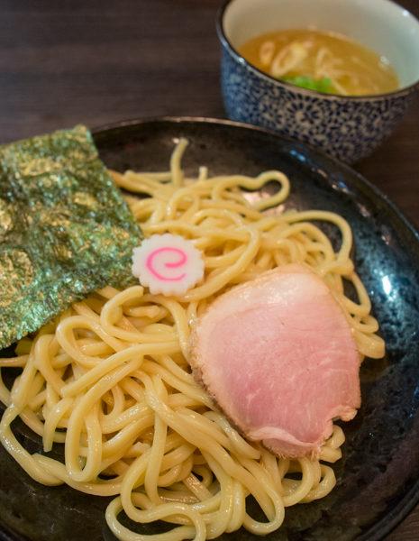 【浮浪雲/池袋】つけ麺(730円)