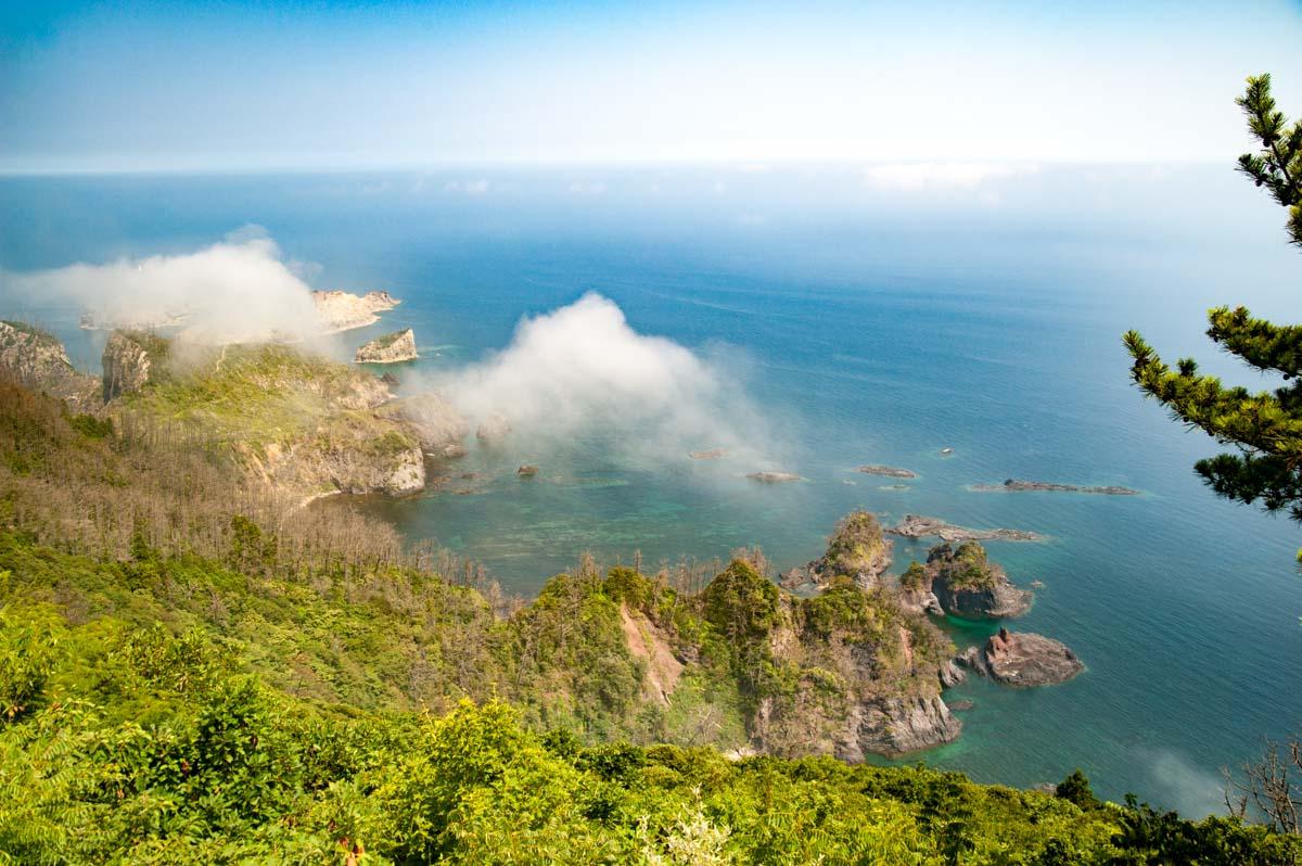 隠岐の島ー白島