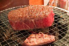 【炭火焼肉だいじゅん/青森県青森市】ここに来たからには、シャトーブリアンとリブ芯の塊肉を食べないと!!