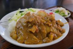 【三ツ木屋食堂/埼玉県さいたま市】すごいボリュームのカツカレーと、マヨタマハムフライ定食