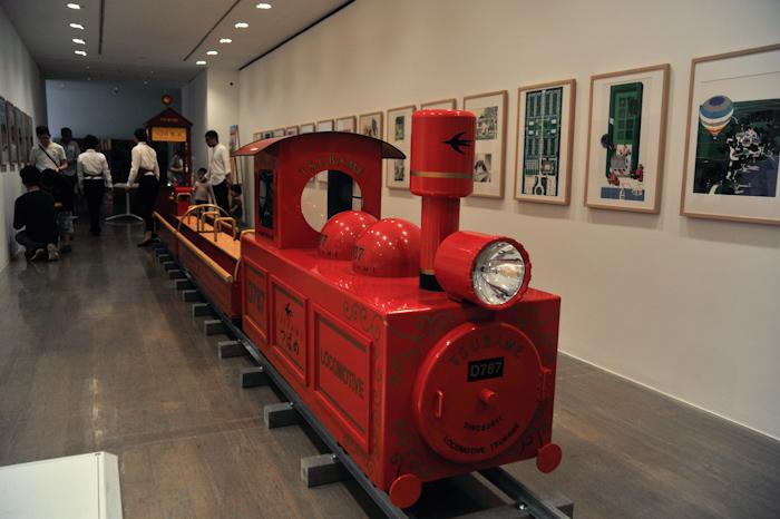 水戸岡鋭治の鉄道デザイン展-07