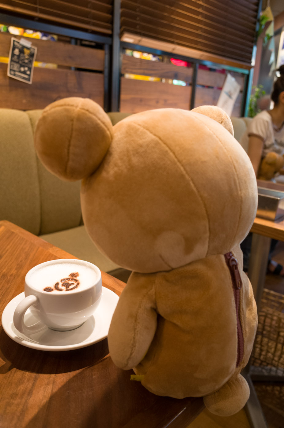 Rilakkuma × TOWER RECORDS CAFE-04
