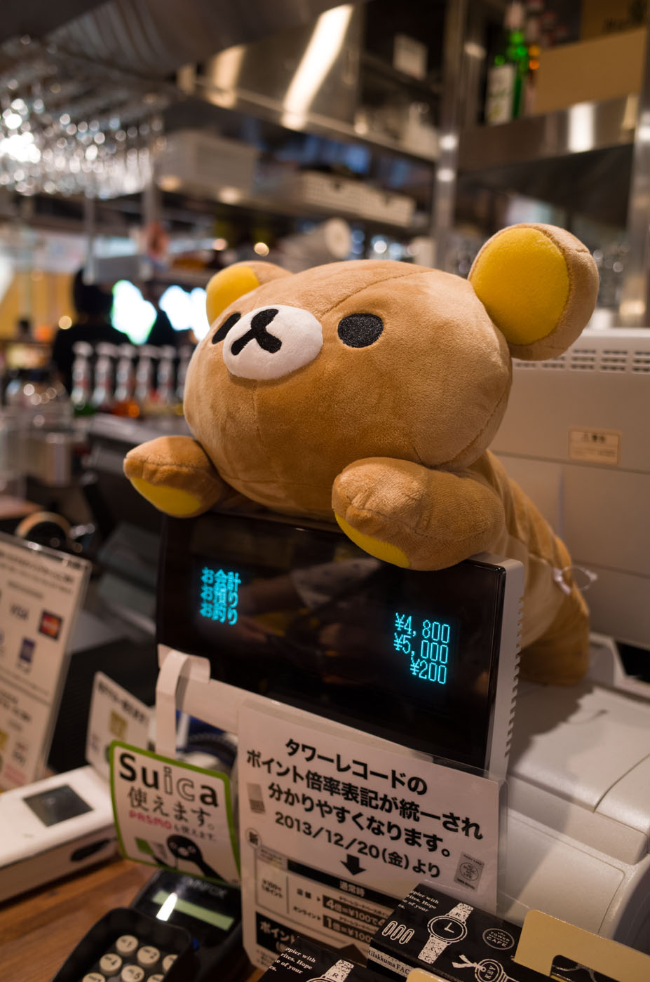 Rilakkuma × TOWER RECORDS CAFE-06